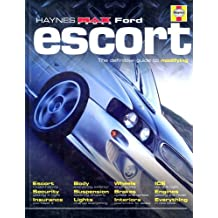 Ford Escort (Haynes Max Power Modifying Manuals) by R. M. Jex (2003-03-20)