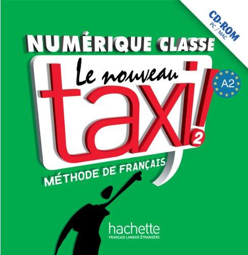 LE NOUVEAU TAXI ! 2 - MANUEL NUMERIQUE INTERACTIF POUR L'ENSEIGNANT (CD-ROM)