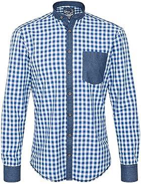 REDMOND Camisa casual 52360119 Edición Wies'n Oktoberfest Hombre