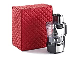 CoverMates Food Processor Cover : 15W x 11D x 18H Quilted Polyester