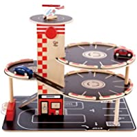 Hape - Garaje de juguete (HAP-E3002) [Importado]