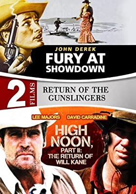 Fury At Showdown / High Noon Part II: The Return of Will Kane - 2 DVD Set (Amazon.com Exclusive) by John Derek