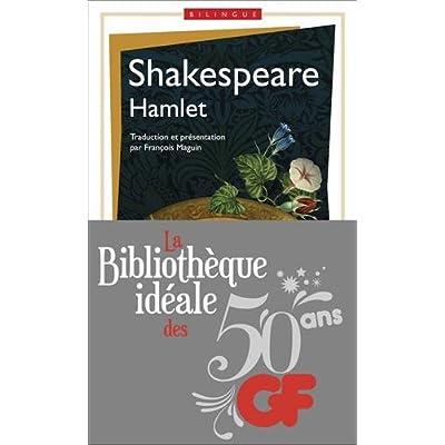 La bibliothèque idéale des 50 ans GF, Tome 36 : Hamlet