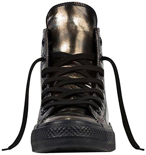 Converse  Ct Core Lea Hi,  Sneaker unisex adulto Nero