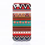 KolorFish iFunky Designer Printed Thin Silicone Back Case Cover for Apple iPhone 5, iPhone 5S, iPhone SE (National Wind)