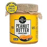 The Butternut Co. Unsweetened Peanut Butter - Creamy, 200 g