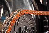 KTM Kette MX 520 HRT Orange LC4 EXC SXF SX SM Glieder: 120