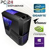 Farcry 5 Bundle - PC24 GAMER PC | INTEL i7-8700K @6x4,50GHz Coffee Lake | nVidia GF GTX 1080 mit 8GB...