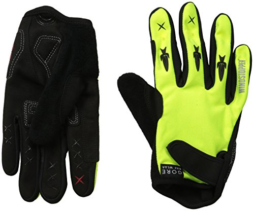 GORE BIKE WEAR ALP X 2 0 WINDSTOPPER SOFT SHELL LIGHT   GUANTES DE CICLISMO PARA HOMBRE  MULTICOLOR  TALLA 11