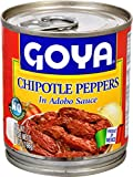 Goya Chiles Chipotles Adobados - 1 Lata