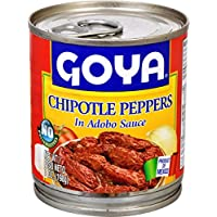 Goya Chiles Chipotles Adobados - 1 Lata