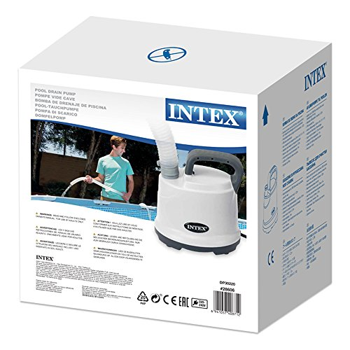 Zoom IMG-3 intex 28606 pompa di svuotamento