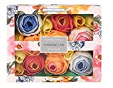 Vintage & Co Patterns and Petals Soap Flowers