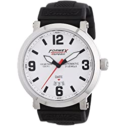 Formex 4 Speed Men's Automatic Watch TS725 72511.7010 with Rubber Strap