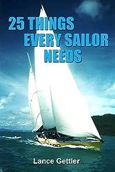 25 Cosas que todos los marineros necesitan (Sailing Gear) (Spanish Edition)