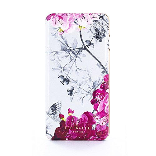 Ted Baker 886075061203AW18Schutz hohe Qualität Spiegel Folio Case für Apple iPhone 8Plus/7Plus -