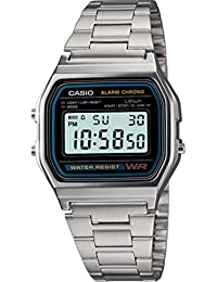 Casio A158WEA-1EF Retro Uhr Digital