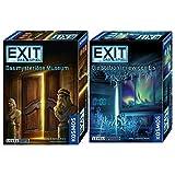 Kosmos 2er Set 694227 692865 Exit - Das Mysteriöse Museum + Exit - Die Station im ewigen Eis