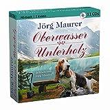 Hörbuchbox mit 2 Krimis: Oberwasser & Unterholz - 11 CDs