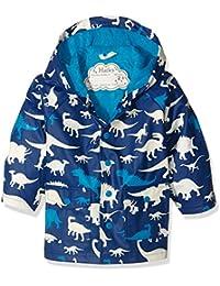 Hatley Raincoat-Silhouette Dinos, Impermeable para Niños