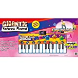 Enlarge toy image: Gigantic Piano Mat -  preschool activity for young kids