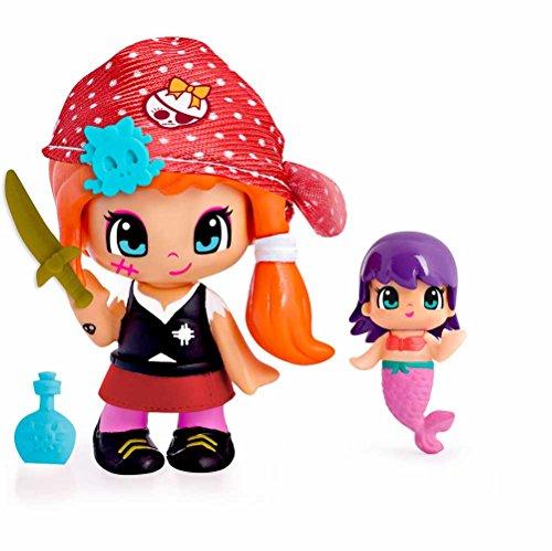 Pinypon Pirati e sirene–Statuetta pirata cappello rosso. (famosa 700013363)