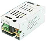 SourcingMap AC110 / 220V 5V 2A 10W LED de luz de tira del interruptor fuente de alimentación del
