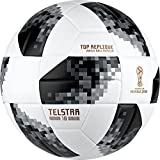 #7: Football 2018 Cup -Match Ball - PU Material -Butyl Bladder - High Quality
