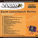 Zoom Karaoke CD+G - Launchpack Disc 3: Classic UK Pop Hits by Zoom Karaoke -