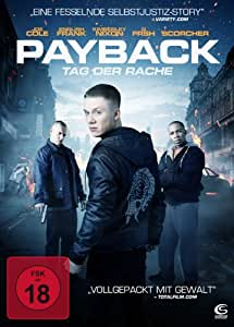 payback tag der rache joe cole kimberley nixon shaun dooley ron scalpello dvd. Black Bedroom Furniture Sets. Home Design Ideas