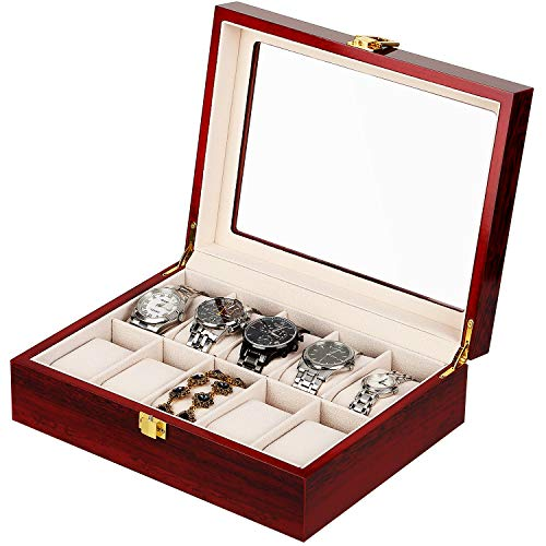 Watch Display Storage Box Jewelr...