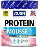 USN Strawberry Protein Mousse, 480 Gram