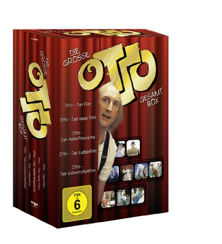 Bild von Otto - Die große Otto-Gesamt-Box [5 DVDs]