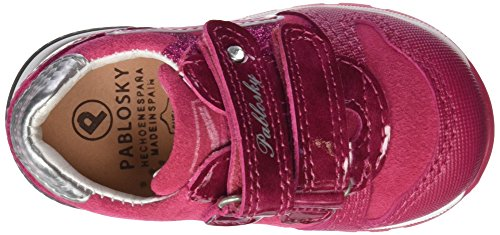 Pablosky 259379, Baskets Basses Fille Rose