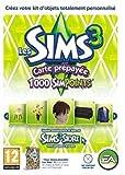The Sims 3 : cartes à points