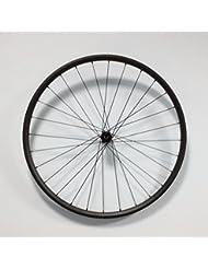 YouCan bicicleta 700 C clincher carbon para bicicleta de montaña ruedas 28 mm altura 32 mm