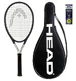 Head Ti S6Tennisschläger + 3Slazenger Tennisbälle und Cover, L3