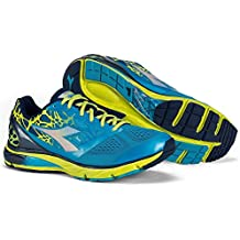 Diadora Scarpa Running Sneaker Jogging Uomo Mythos blushield Blue  classic Blue fluorescent 82d44eef060