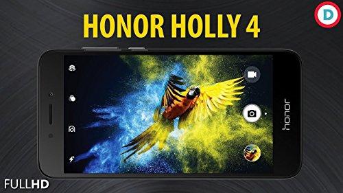 Honor Holly 4 Smartphone, 32GB (Grey) 2