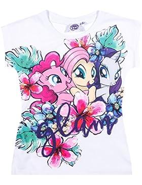 My Little Pony Mädchen T-Shirt - Weiß