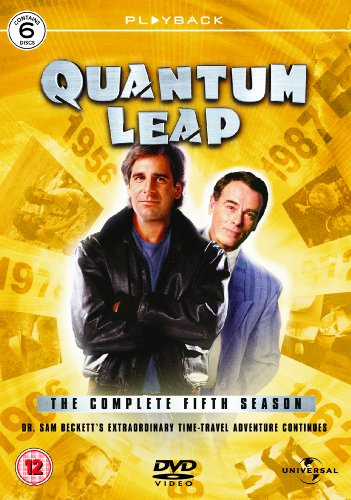 Quantum Leap: The Complete Series 5 [DVD]