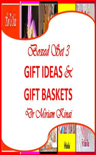 Boxed Set 3 Gift Ideas and Gift Baskets (English Edition)