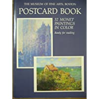 32 Monet Paintings in Colour: Postcard Book