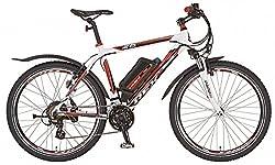 Prophete E-Bike Rex Elektro MTB Graveler 6.8 Fahrrad Samsung Lithium Akku B Ware, Weiß, 50, 51276-0111