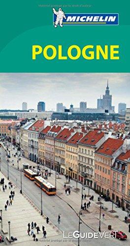 Pologne (Le Guide Vert) por Michelin