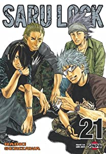 Saru Lock Edition simple Tome 21