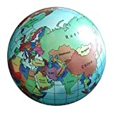Lively Moments Spielball / Fußball / Ball / Wasserball / Strandball Weltkugel Globus