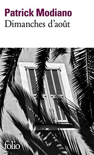 Dimanches d'août (Folio) por Patrick Modiano