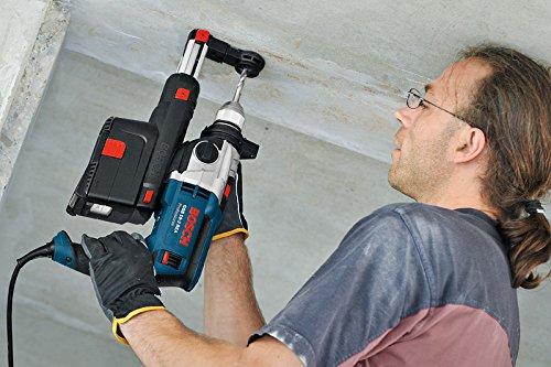 Bosch Professional GSB 19-2 REA, 900 W Nennaufnahmeleistung, Koffer, Zusatzhandgriff, Schnellspannbohrfutter 13 mm - 3