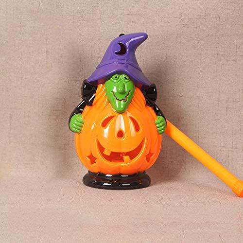 Rabatt Party Supplies - SYXYSM (Ghost Sound) Halloween Kürbis Eimer,